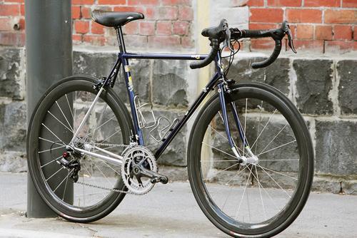 Beautiful Bicycle: Columbus MS Lemond Road
