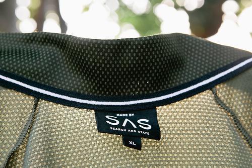 The super lightweight fabric is a perfect summer jersey...