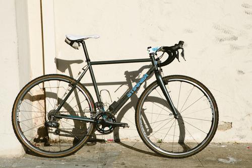 Beautiful Bicycle: Raffy's Stinner Cross