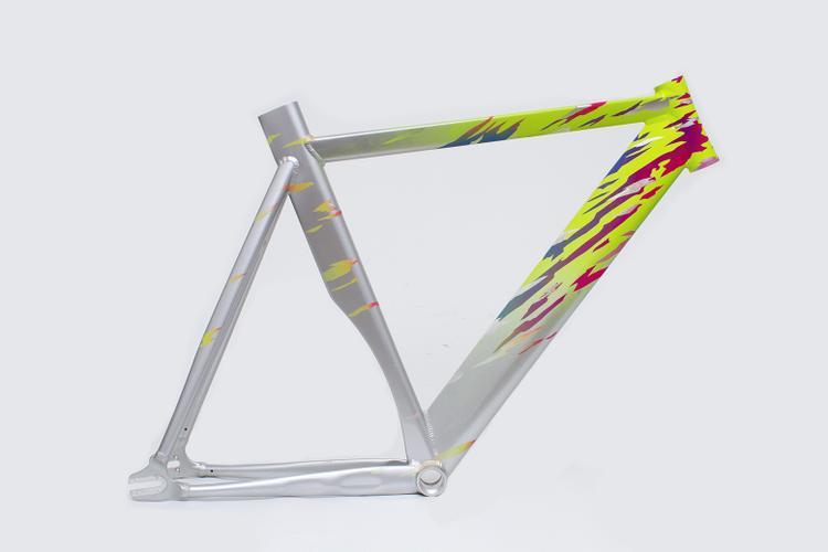 Devon Tsuno x Unknown Bikes LV2 Frame