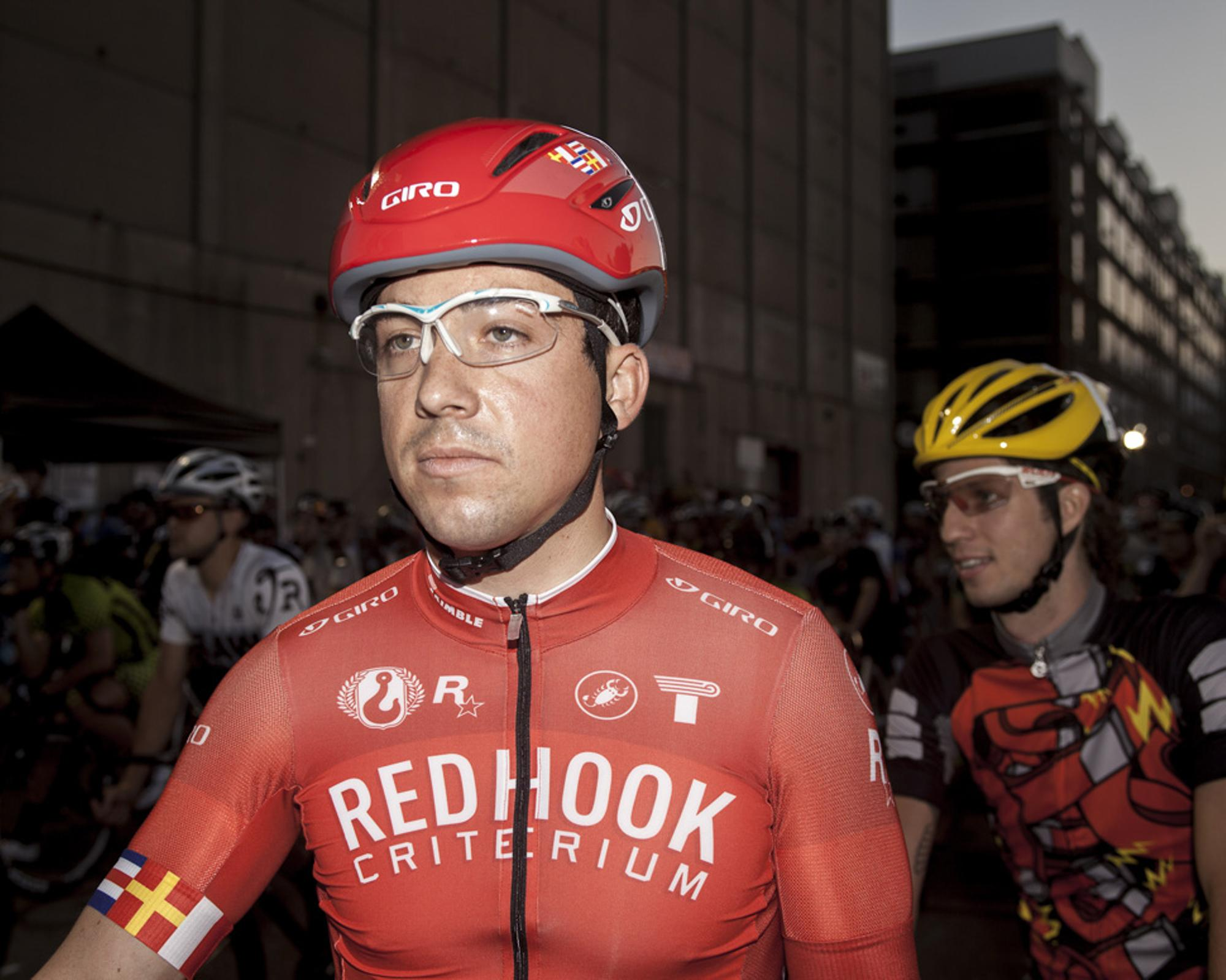Emiliano Granado at the Red Hook Crit Navy Yard