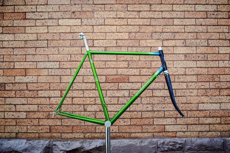 Bishop Bikes: Ben's Columbus MS Road
