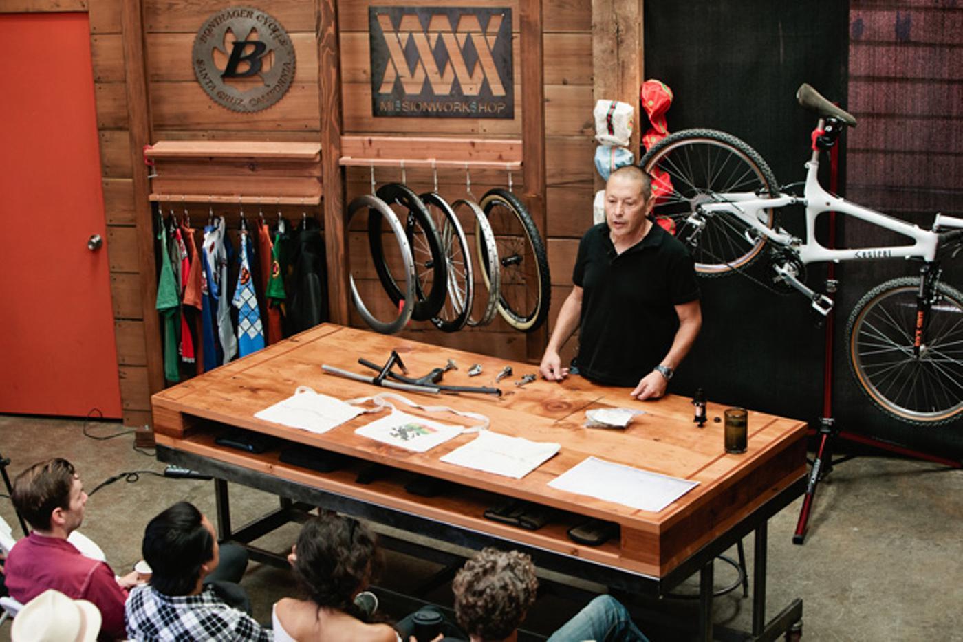 Bike Mag: Ask a Founder – Keith Bontrager