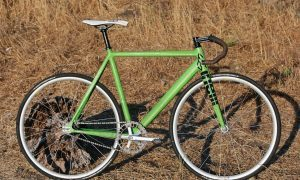Beautiful Bicycle: Chas' Mash Cinelli Prototype
