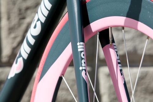 Beautiful Bicycle: Division 1 Red Hook Crit Navy Yard Cinelli Vigorelli
