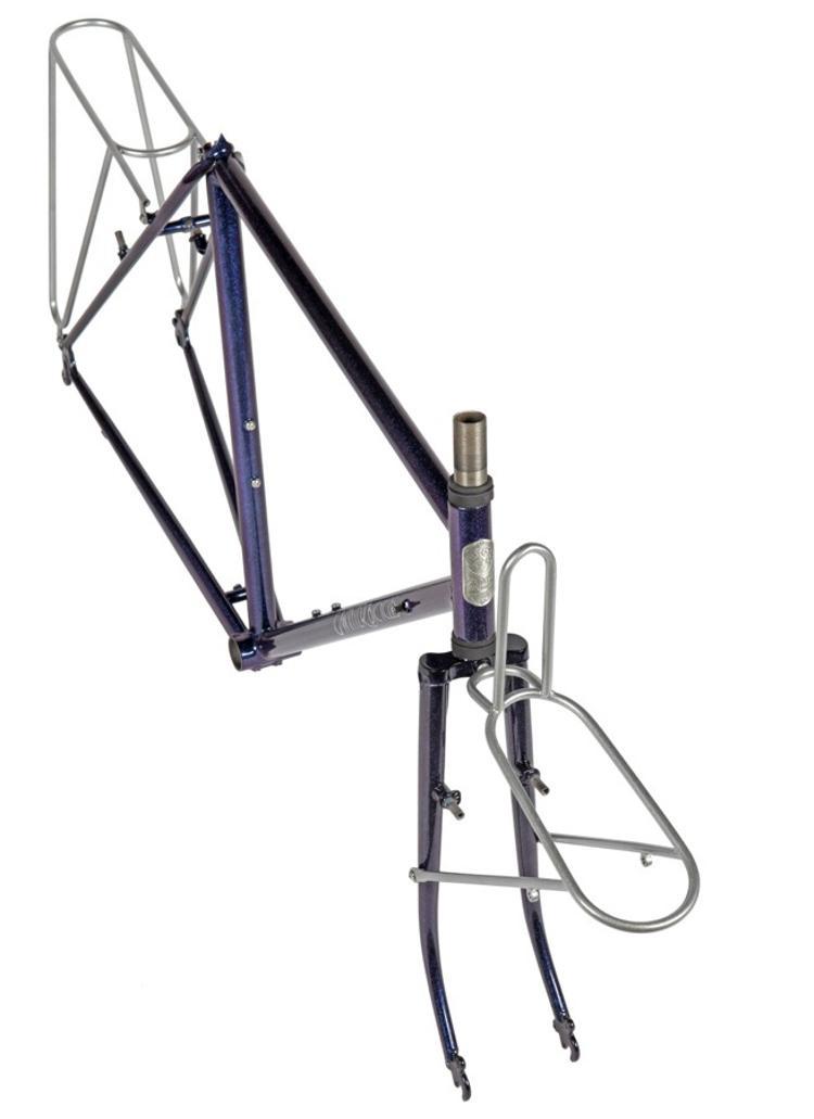 Winter Bicycles: Flashbulb Randonneur Frame