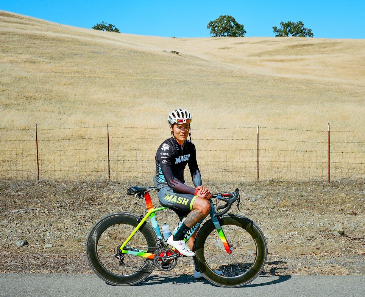Recent Roll: Garrett Chow and His FEA Analysis Specialized Venge