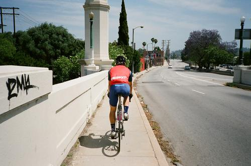 Recent Roll: Los Angeles Ride with Geoff McFetridge