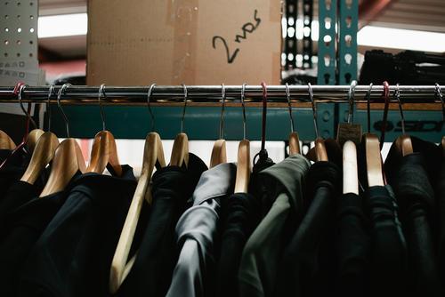 Garment samples.