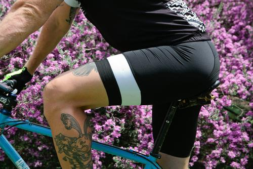 ... while maintaining flexibility and breathability, on any kind of bike.