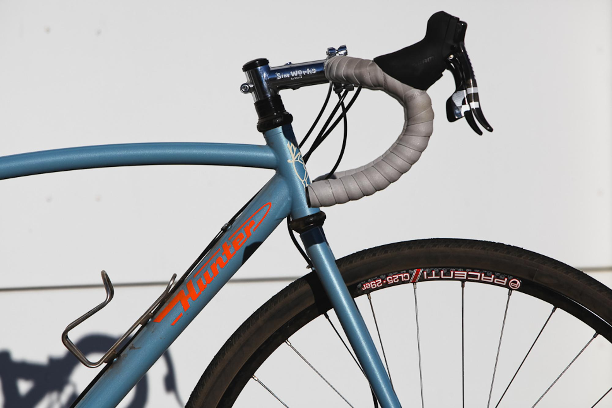 Beautiful Bicycle: Garrett's Hunter Disc Cross