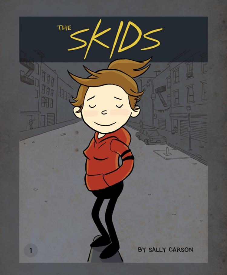 Sally Carson's Fixpert Comics: Issue 01 – The Skids