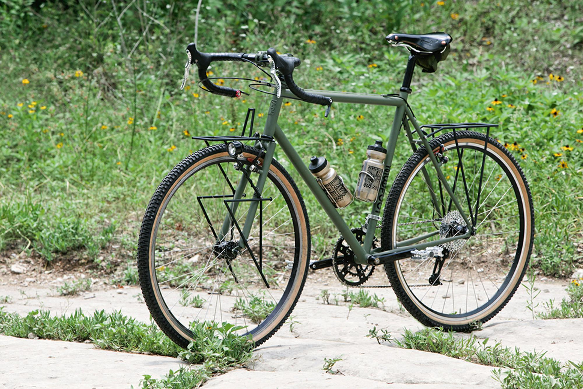Beautiful Bicycle: My Geekhouse Woodville Touring Bike
