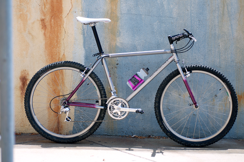 Guest Gallery: Campagnolo Record OR 10th Anniversary Fat Chance MTB by Kyle Kelley