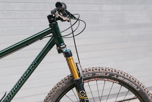 Beautiful Bicycle: Brooklyn Machine Works 650B Hardtail