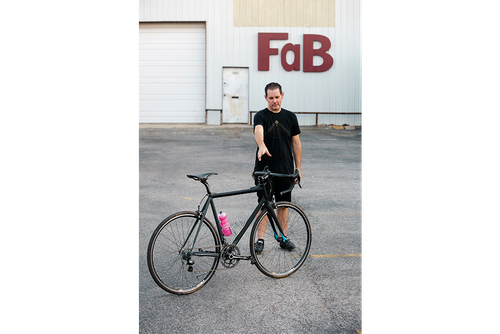 Beautiful Bicycle: Chris' Icarus Road