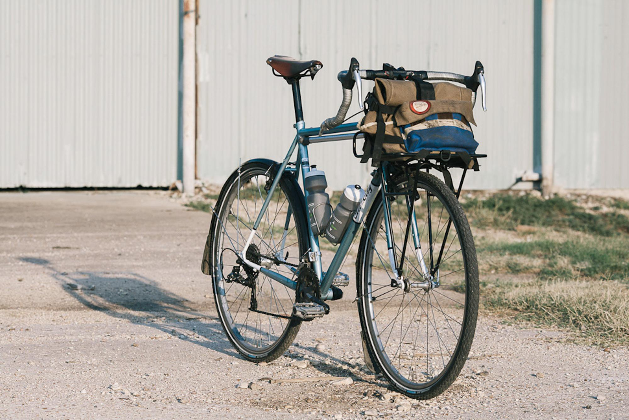 Beautiful Bicycle: Luke's All-City Space Horse