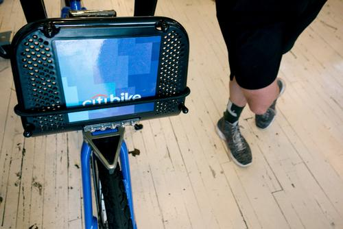 Citibike at Outlier