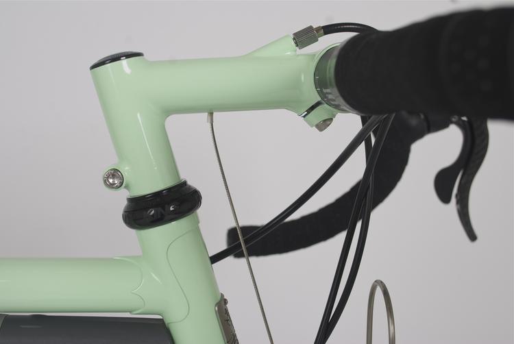 Signal Cycles: Steve C's Randonneur