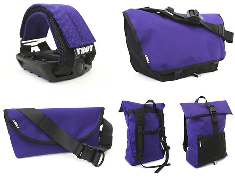 YNOT Goes Purple