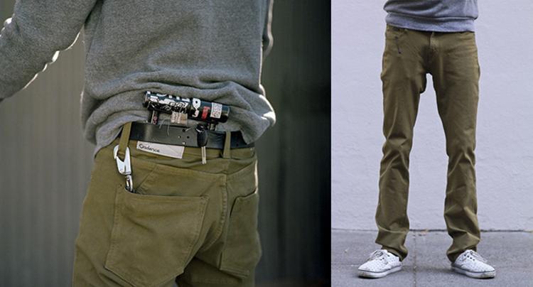 Cadence: Limited Oakmoss Trousers