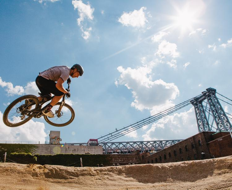 There's a New Bike Park to Ride in Brooklyn