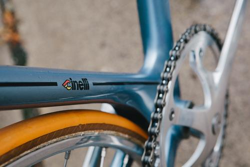Beautiful Bicycle: Cycle Smithy Cinelli Laser Pursuit Track