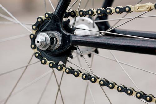 Beautiful Bicycle: Stanridge Speed x Death Spray Custom Highstreet Track