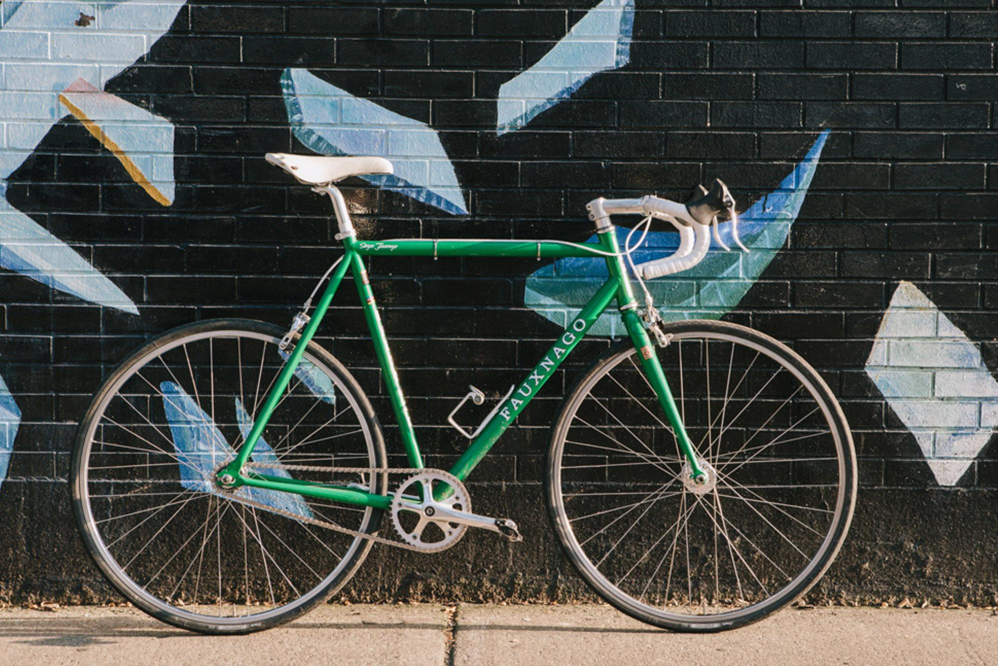 Beautiful Bicycle: Fyxo Fauxnago Commuter