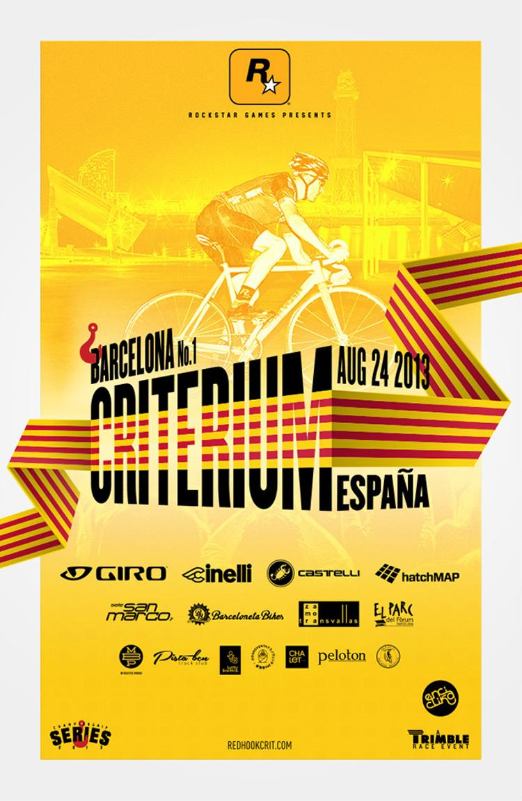 The 2013 Red Hook Crit Barcelona