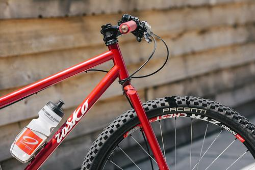 Beautiful Bicycle: Seth Rosko's 650b Single Speed MTB