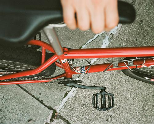 Recent Roll: Seth and His Rosko 650B MTB
