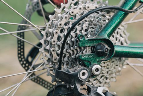 I'm not a huge fan of track end with derailleur hangers, but I'm sure it's easy to convert to SS.