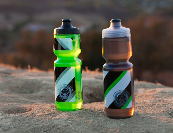 Team Dream Stripe Bottles
