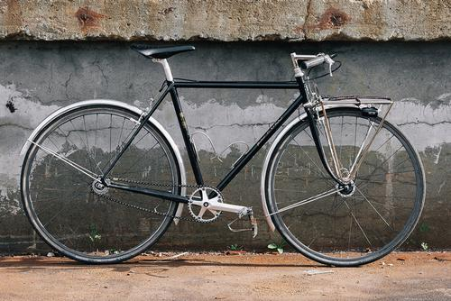 Beautiful Bicycle: Cycles d'Autremont Porteur