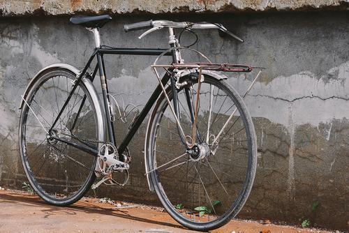 Beautiful Bicycle: Cycles d'Autremont Porteur