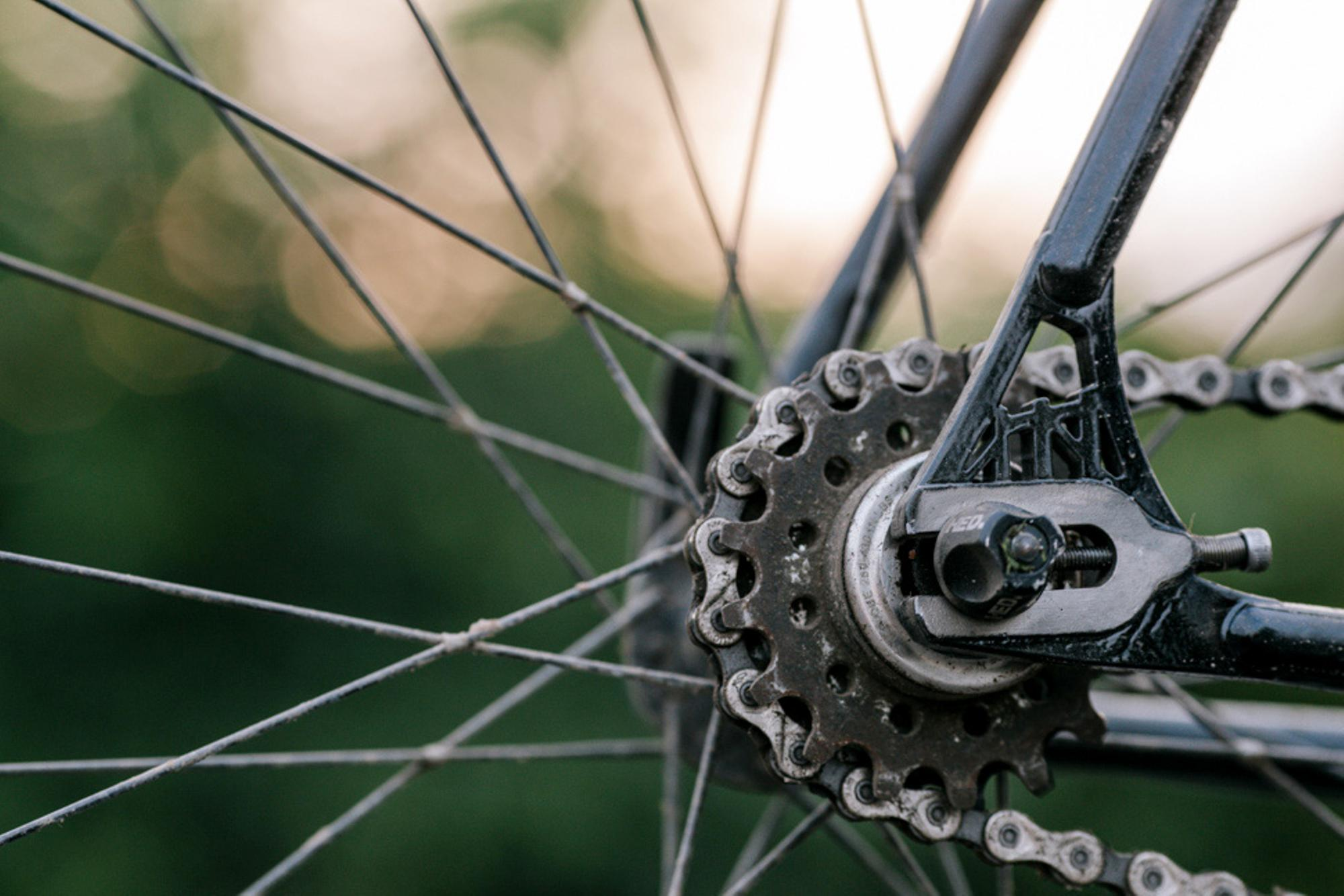 Beautiful Bicycle: Fulton Brewery Racing Team All City Nature Boy Cross