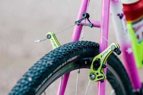 Beautiful Bicycle: Chris' Independent Fabrication Cross