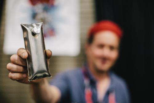 Prototype flask....
