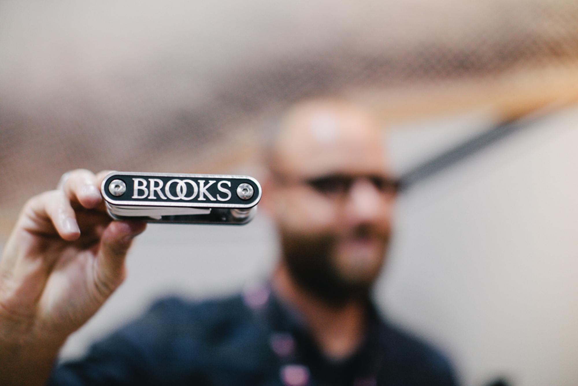 Brooks' new multi tool