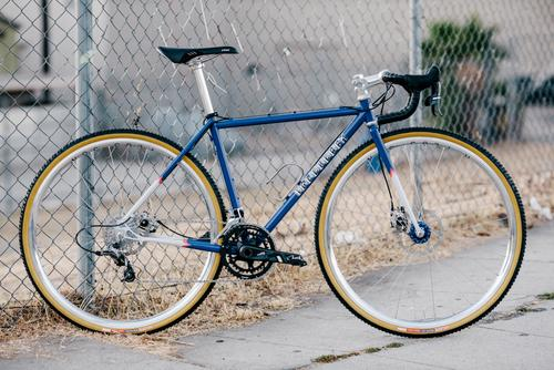 Beautiful Bicycle: Jen's Igleheart Disc Cross