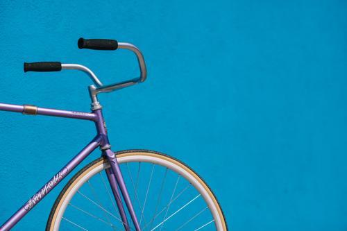 Beautiful Bicycle: Jesse's Kinfolk Bosco Fixed Cruiser