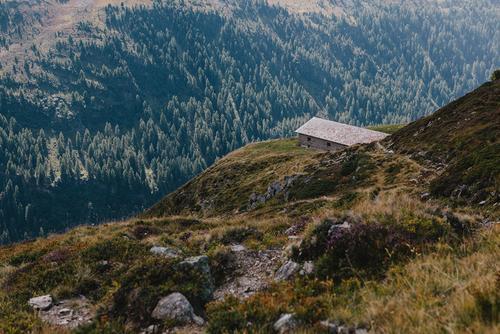 More majestic mountain trail views.