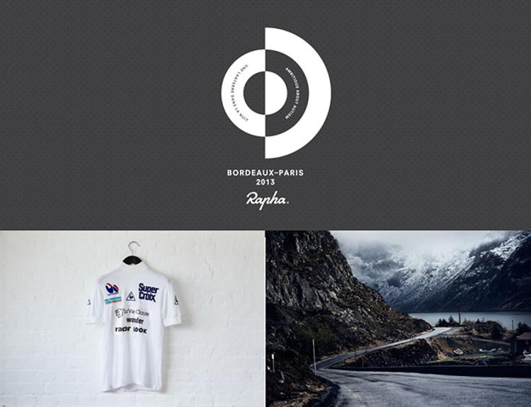 Rapha's Bordeaux-Paris 2013 Challenge Auction