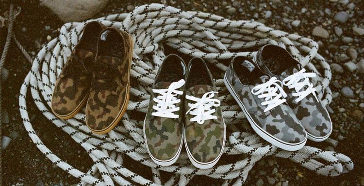 Poler Stuff: Camo Nike Braata