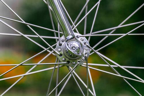 Beautiful Bicycle: Andy's Euro Sport Road with Campagnolo 11