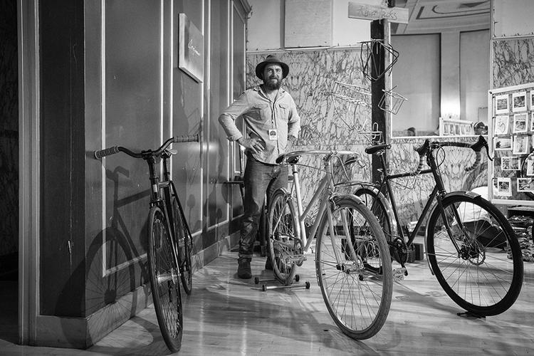 The 2013 Bike Cult Show by Nathan Peck