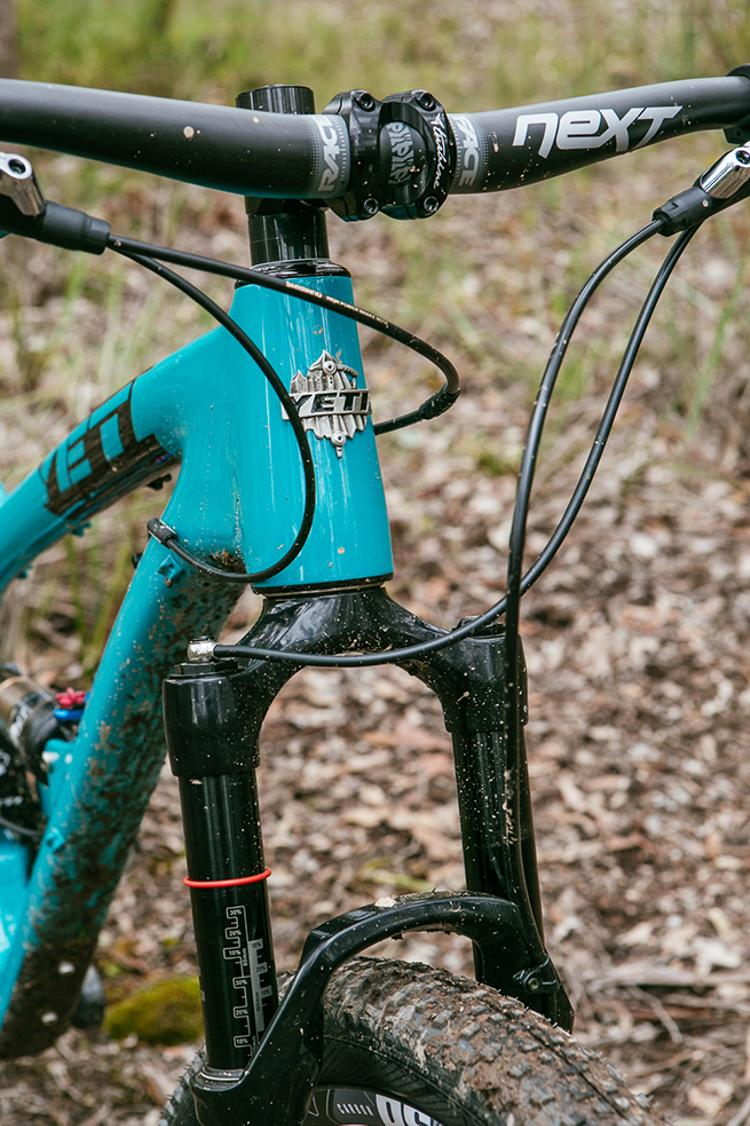 Review: Yeti's SB95c 29'r Carbon MTB