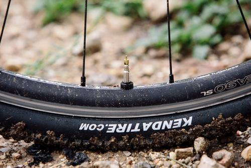 Tubeless means = ready to shred! No matter what terrain.