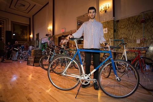 Jack Wolf Ceremony Bikes